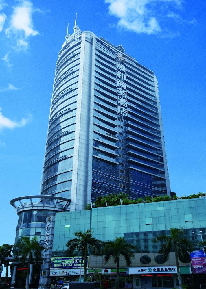 イワ ホテル 広州 (広州頤和大酒店)