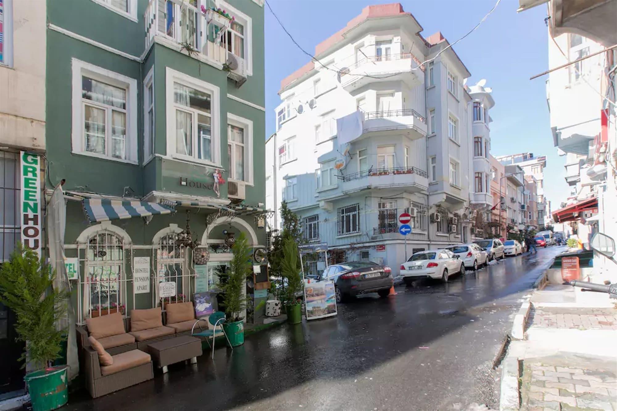 Taksim Green House Hostel, Beyoğlu
