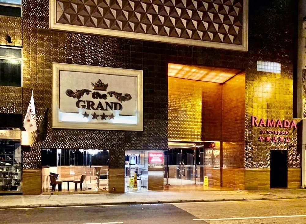 Ramada Hong Kong Grand Tsim Sha Tsui Former Best Western Grand Hotel Kowloon Hk Reservations Com