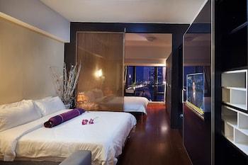 She&he Hotel Apartment-River Class