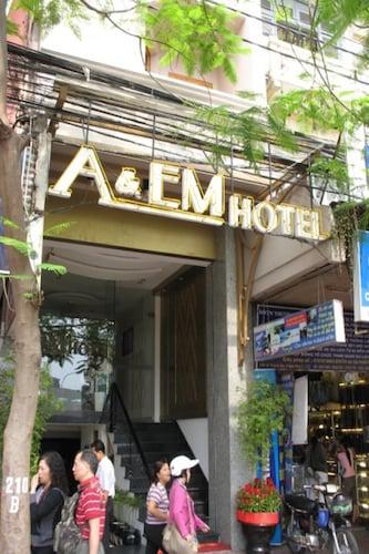 A&EM Hotel 150 Le Thanh Ton, Quận 1