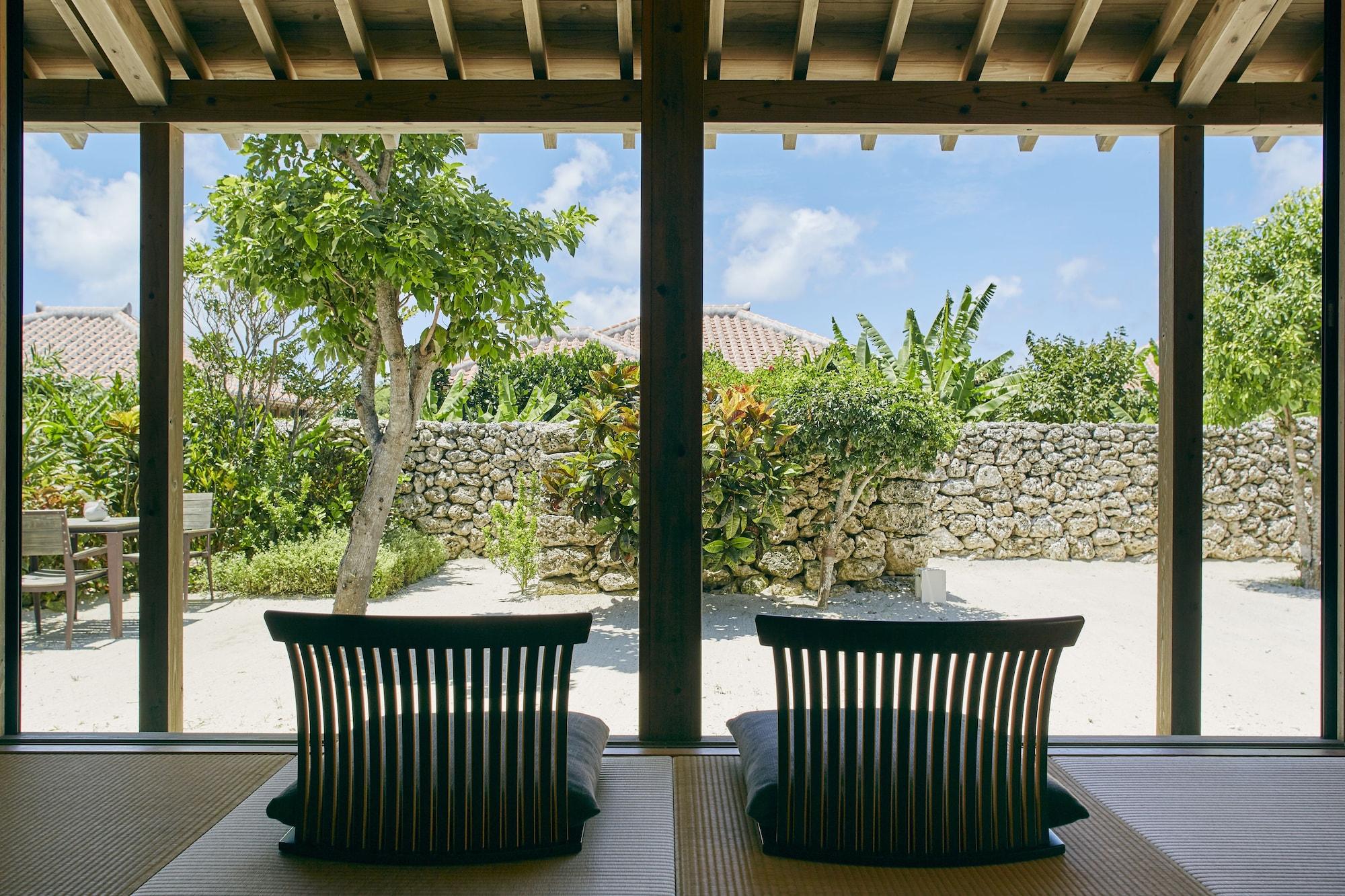 Kyangi (Twin Villa with Japanese Room)
