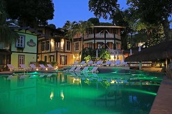 伊利亞貝拉波爾圖帕穗巴飯店 Porto Pacuiba Hotel Ilhabela