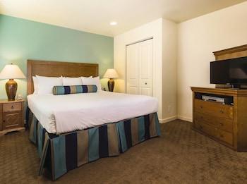 Guestroom at WorldMark Las Vegas Tropicana in Las Vegas
