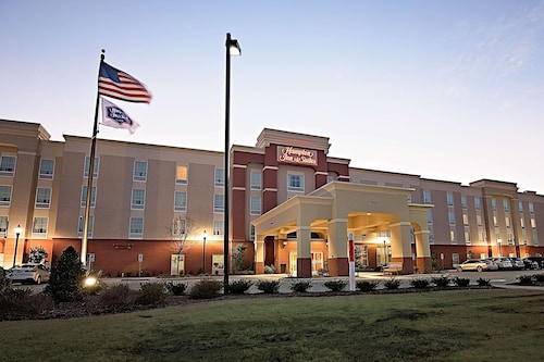 . Hampton Inn & Suites Jacksonville, NC
