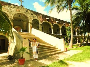 Hotel - Hacienda Tepich, Casa Vargas
