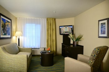 Room, 1 Queen Bed, Accessible, Non Smoking (MOBILITY)