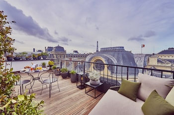 Panoramic Suite, Terrace