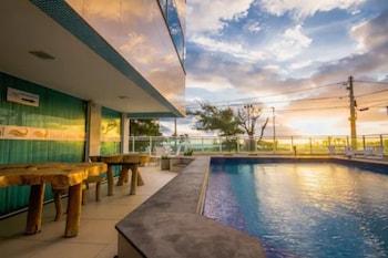 福塔萊薩海岸飯店 Hotel Litoral Fortaleza