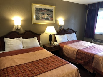 Superior Room, 2 Double Beds Efficiency, Non Smoking
