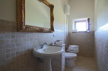 Agriturismo Terra di Cortona - Bathroom  - #0