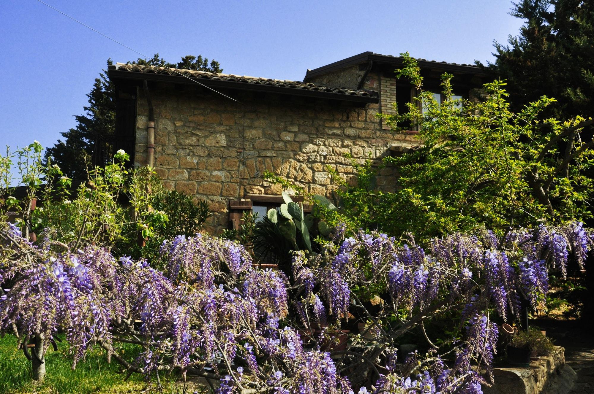 La Casa sulla Collina d'Oro, Enna