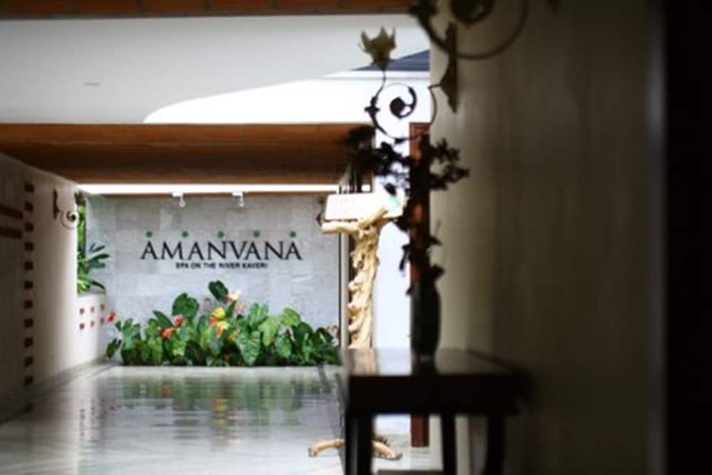Amanvana Spa Resort - Coorg