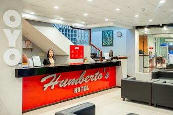 Humberto's Hotel Davao Reception