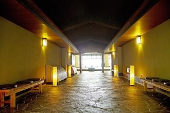 ARIMA ONSEN MOTOYU KOSENKAKU Interior Entrance