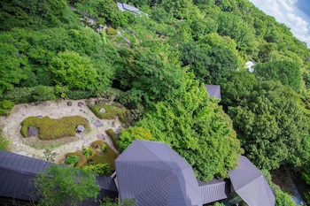 ARIMA ONSEN MOTOYU KOSENKAKU Aerial View