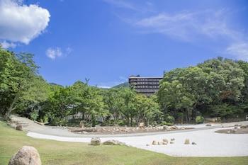 ARIMA ONSEN MOTOYU KOSENKAKU Garden