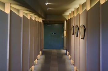 ARIMA ONSEN MOTOYU KOSENKAKU Hallway