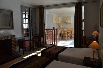 Apart Daire, Birden Çok Yatak (5-6 Pax, Bâtiment Annexe)