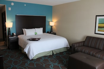 Hotel - Hampton Inn by Hilton Winnipeg Airport/Polo Park, MB, Canada