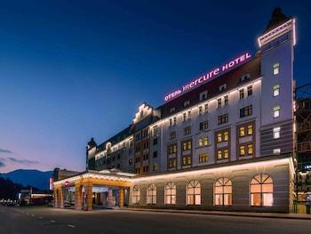 Отель MERCURE Роза Хутор, Эсто-Садок