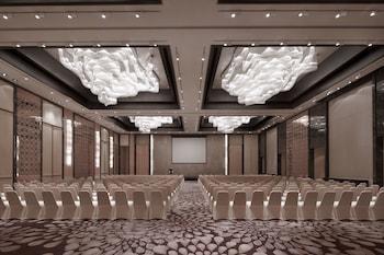 上海 マリオット ホテル プドン イースト (上海金桥红枫万豪酒店)