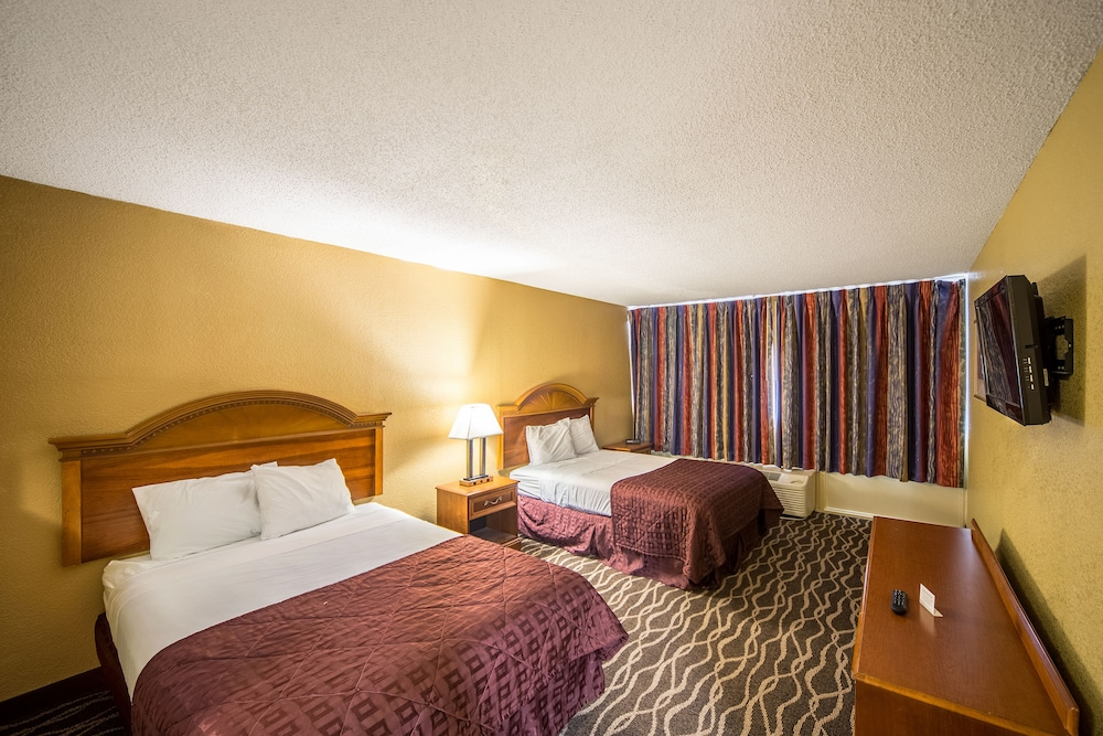 Suburban Extended Stay Hotel, Allen