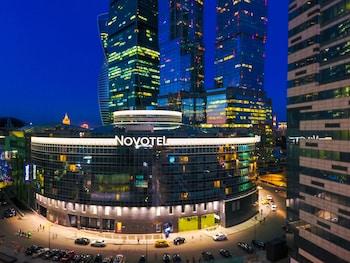 Гостиница Новотель Москва Сити