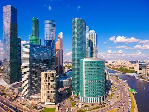 . Novotel Moscow City