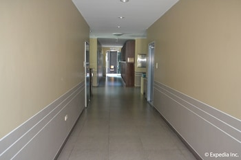 J House Pampanga Hallway