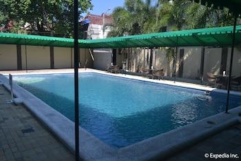 J House Pampanga Outdoor Pool