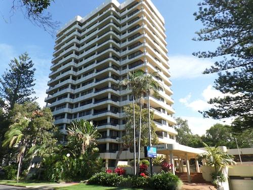 . Pacific Towers Beach Resort