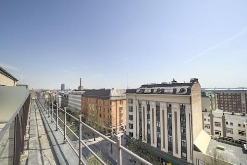 . Forenom Aparthotel Tampere
