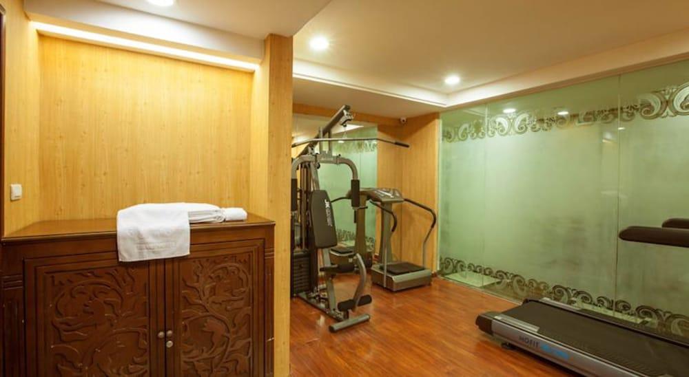 티란트 호텔(Tirant Hotel) Hotel Image 36 - Gym