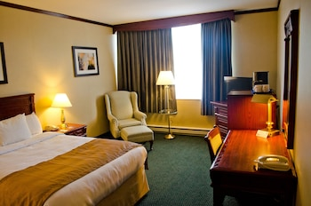 Business Room, 1 Queen Bed, Non Smoking