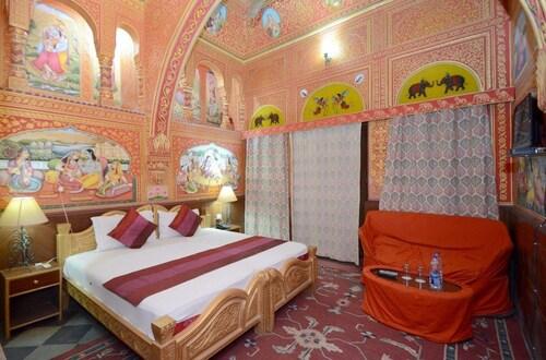 Hotel Heritage Mandawa, Jhunjhunun