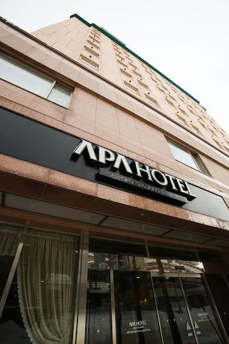 APA Hotel Sapporo Susukino-EkiMinami, Sapporo