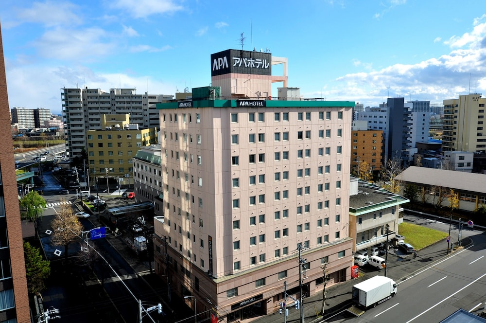 アパホテル 札幌すすきの駅南
