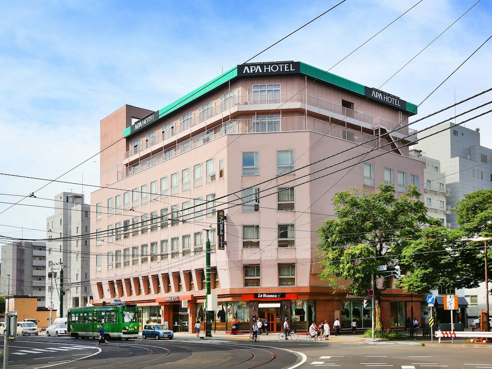 アパホテル 札幌すすきの駅西