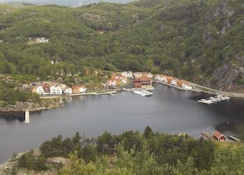 Farsund Resort - Aerial View  - #0