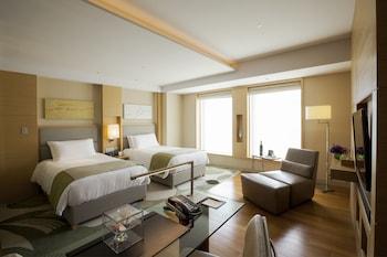 クラブ ツインルーム シングルベッド 2 台|49㎡|インターコンチネンタルホテル大阪