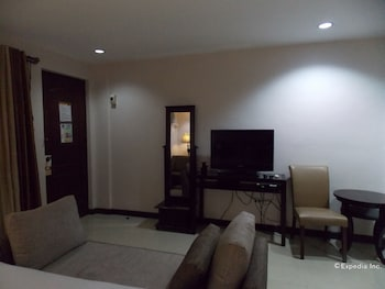 The Suites at Calle Nueva Bacolod Living Area