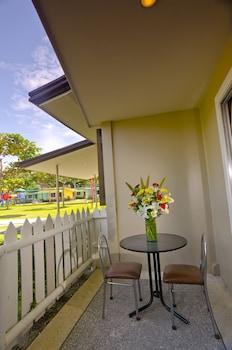 Camp Holiday Resort & Recreation Area Davao Balcony