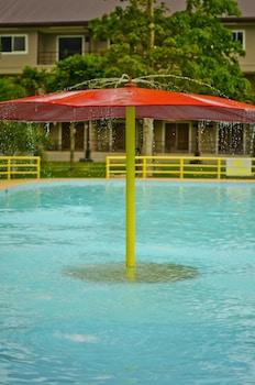 Camp Holiday Resort & Recreation Area Davao Pool Waterfall