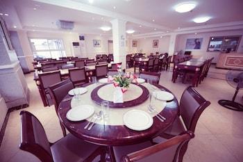 Clarkk Renaissance Hotel Clark Restaurant