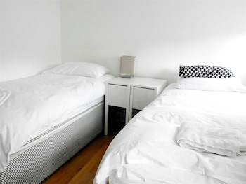 Double Room, Shared Bathroom
