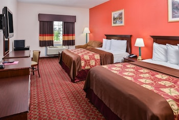Hotel - Americas Best Value Inn Houston at FM 1960 & I-45