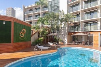 Hotel - Polynesian Residences Waikiki Beach