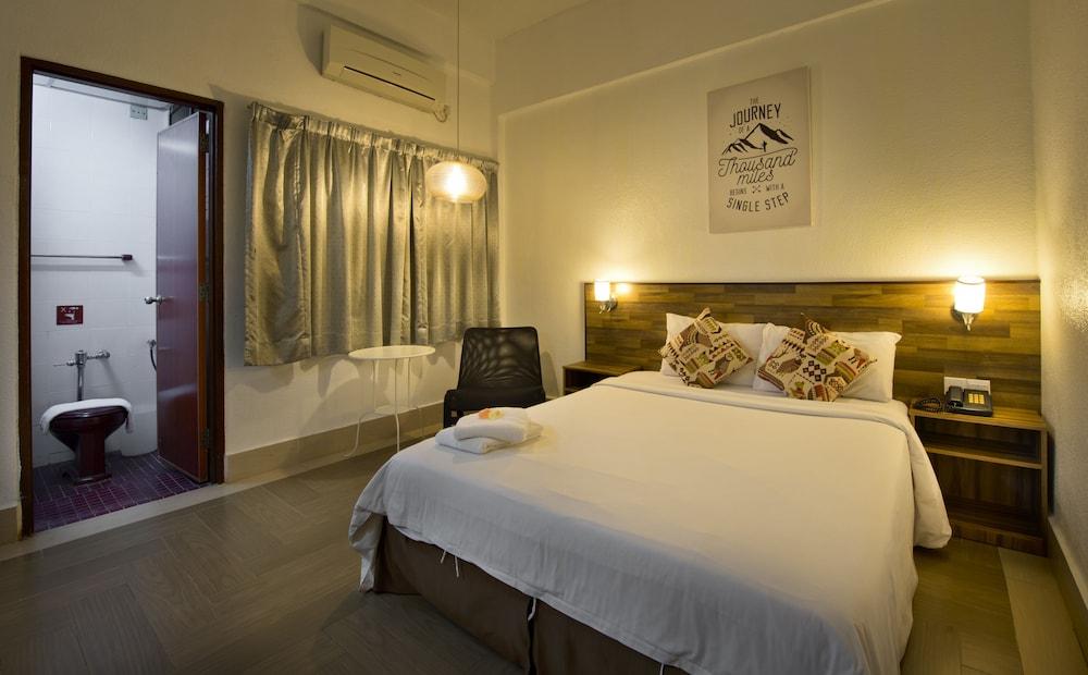 哥達巴魯古寶大旅店