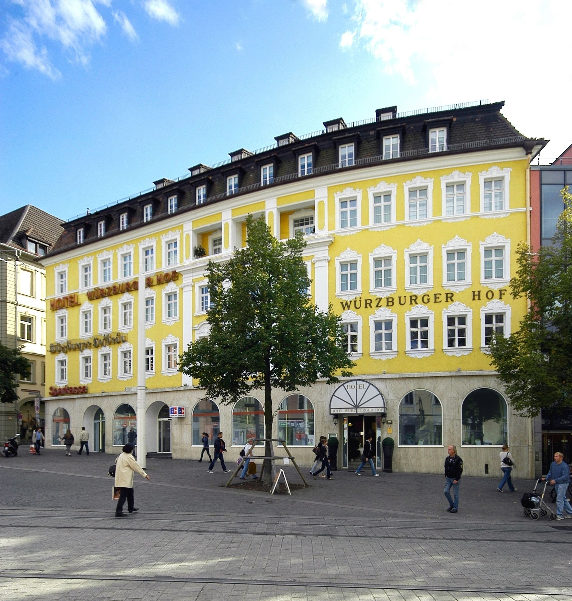 Hotel Würzburger Hof, Würzburg